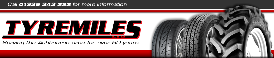 Tyremiles Ashbourne